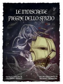 Le indiscrete pieghe dello spazio - Calogero Burgio,Ricardo Tronconi - ebook