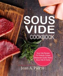 Sous Vide Cookbook