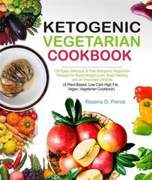 Ketogenic Vegetarian Cookbook
