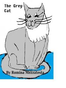 Thegrey cat