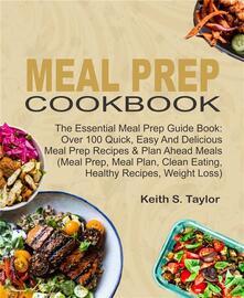 Meal Prep Cookbook