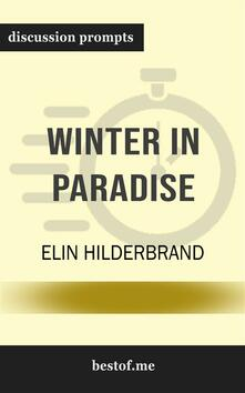 """Summary: """"Winter in Paradise"""" by Elin Hilderbrand 