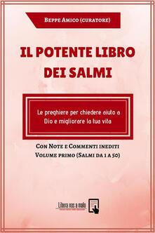 Il potente libro dei Salmi. Le preghiere per chiedere aiuto a Dio e migliorare la tua vita. Vol. 1 - Beppe Amico - ebook