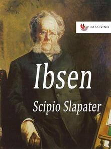Ibsen - Scipio Slapater - ebook