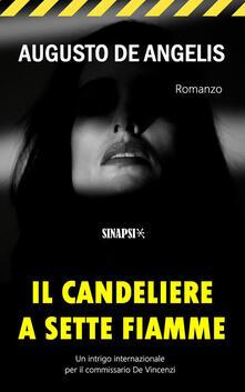 Il candeliere a sette fiamme - Augusto De Angelis - ebook