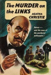 Ebook The Murder on the Links Agatha Christie
