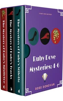 Ruby Dove Box Set: Books 4-6