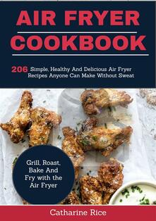 AIR Fryer Cookbook:
