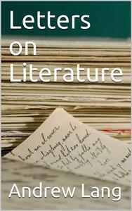 Letters on Literature