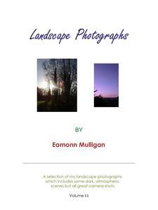 Landscape Photographs Vol II