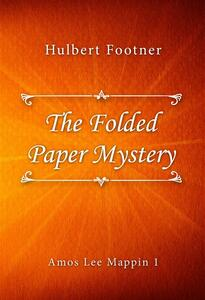 The Folded Paper Mystery