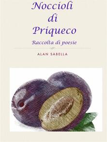 Noccioli di Priqueco - Alan Sabella - ebook