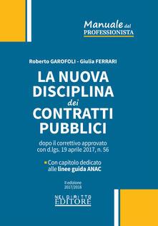 Secchiarapita.it La nuova disciplina dei contratti pubblici dopo il correttivo approvato con d.lgs. 19 aprile 2017, n. 56 Image