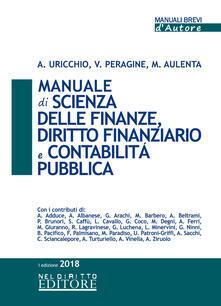 Manuale di scienza delle finanze, diritto finanziario e contabilità pubblica.pdf