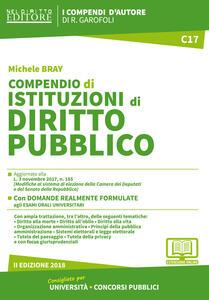 Compendio  di istituzioni di diritto pubblico. Con aggiornamento online