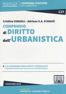 Compendio di diritto dellurbanistica. Con aggiornamento online.pdf