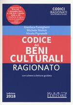 Codice dei beni culturali ragionato