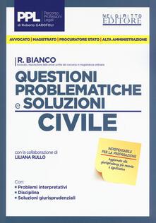 Writersfactory.it Questioni problematiche e soluzioni. Civile Image