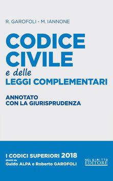 Codice civile e leggi complementari. Annotato con la giurisprudenza.pdf