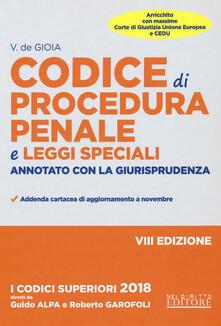 Codice di procedura penale e leggi speciali. Annotato con la giurisprudenza.pdf