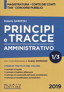 Winniearcher.com Principi e tracce. Amministrativo. Vol. 1 Image