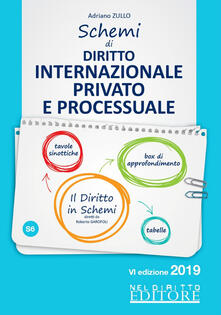Luciocorsi.it Schemi di diritto internazionale privato e processuale Image