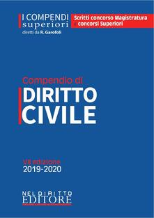 Listadelpopolo.it Compendio di diritto civile Image