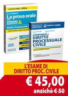 Nicocaradonna.it Compendio di diritto processuale civile- Image