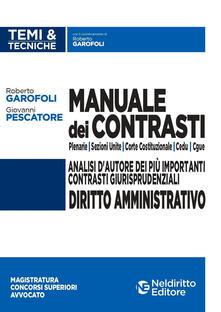 Camfeed.it Manuale dei contrasti. Diritto amministrativo: Sezioni Unite , Corte Costituzionale, CEDU, CGUE Image