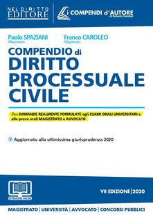 Compendio di diritto processuale civile-.pdf