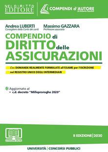 Compendio di diritto delle assicurazioni.pdf