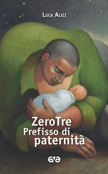 Promoartpalermo.it ZeroTre. Prefisso di paternità Image