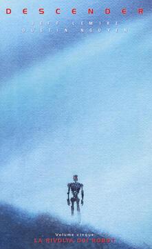 Parcoarenas.it Descender. Vol. 5: La rivolta dei robot Image
