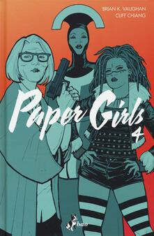 Capturtokyoedition.it Paper girls. Vol. 4 Image