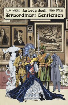Camfeed.it La lega degli straordinari gentlemen. Vol. 1: Maggio 1898 Image