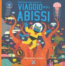Winniearcher.com Professor Astro Gatto e il viaggio negli abissi Image