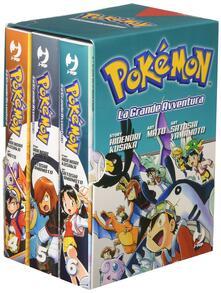 Ilmeglio-delweb.it Pokémon. La grande avventura. Vol. 4-6 Image