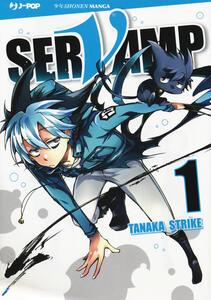 Servamp. Vol. 1