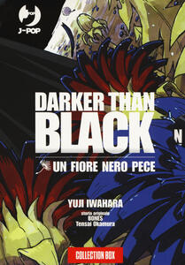 Darker than black. Un fiore nero pece. Vol. 1-4