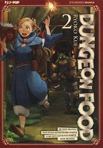 Dungeon food. Vol. 2