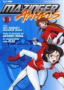 Mazinger Angels. Vol. 3