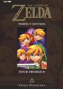 Ristorantezintonio.it Four swords. The legend of Zelda. Perfect edition Image
