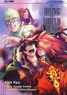 Voluntariadobaleares2014.es The rising of the shield hero. Vol. 8 Image