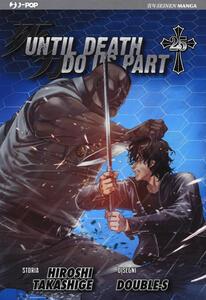 Until Death do us part. Vol. 25