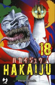 Hakaiju. Vol. 18