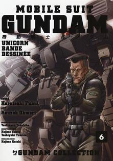 Camfeed.it Mobile Suit Gundam Unicorn. Bande Dessinée. Vol. 6 Image