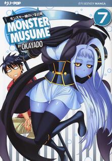 Birrafraitrulli.it Monster Musume. Vol. 7 Image
