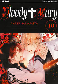 Listadelpopolo.it Bloody Mary. Vol. 10 Image