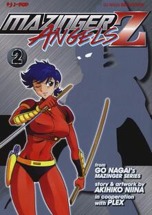 Winniearcher.com Mazinger Angels Z. Vol. 2 Image
