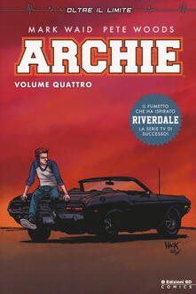 3tsportingclub.it Archie. Vol. 4 Image